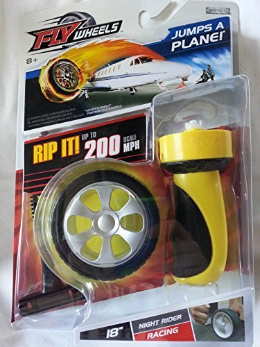 "Fly Wheels 18"" Night Rider Racing Launcher, Single Pack"