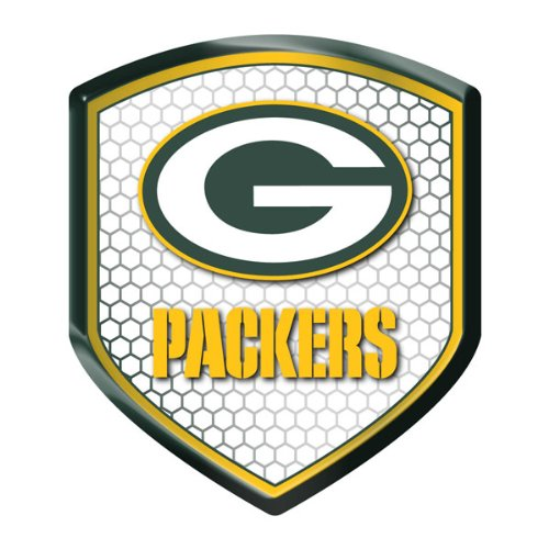 Toys For Trucks Green Bay : Nfl green bay packers team shield automobile reflector