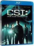 CSI: The Complete First Season [Blu-ray]