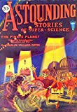Astounding Stories of Super-Science, November, 1930  (illustrated edition) (English Edition)