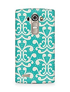 Amez designer printed 3d premium high quality back case cover for LG G4 (Cute Pattern 2)
