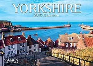 Yorkshire Medium Wall Calendar 2015