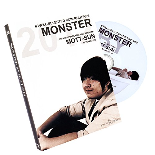 MMS Monster by Mott-Sun - DVD
