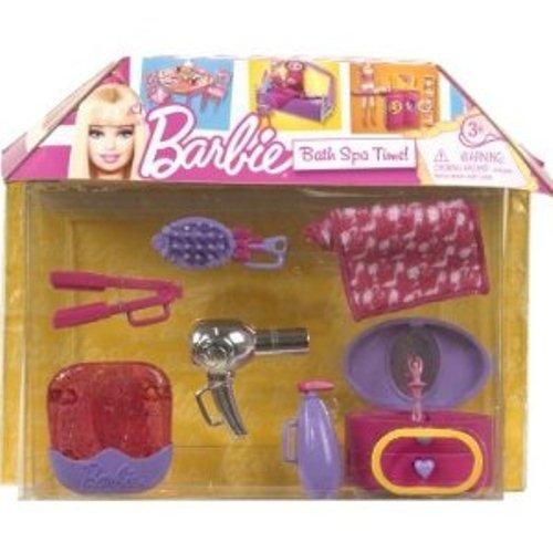 Imagen 1 de Barbie - V3934 - Accesorios - Muñeca Mini y la muñeca - Barbie - Baño y Spa