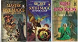 img - for Lyndon Hardy's Trilogy (Master of the Five Magics, Secret of the Sixth Magic, Riddle of the Seven Realms) book / textbook / text book