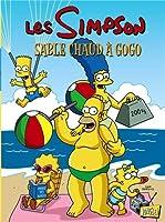 Les Simpson, Tome 21 : Sable chaud à gogo