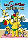 Les Simpson, Tome 21 : Sable chaud � gogo par Groening