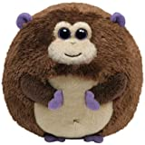 Ty Beanie Ballz Bananas The Monkey (Large)