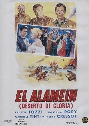 El Alamein (Deserto Di Gloria) (1958)