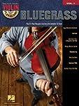 Bluegrass: Violin Play-Along Volume 1