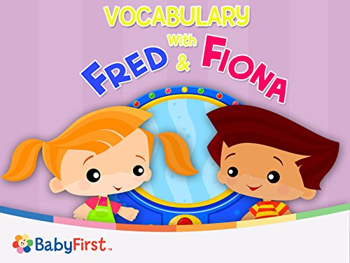 Vocabulary With Fred And Fiona Series - Season 1