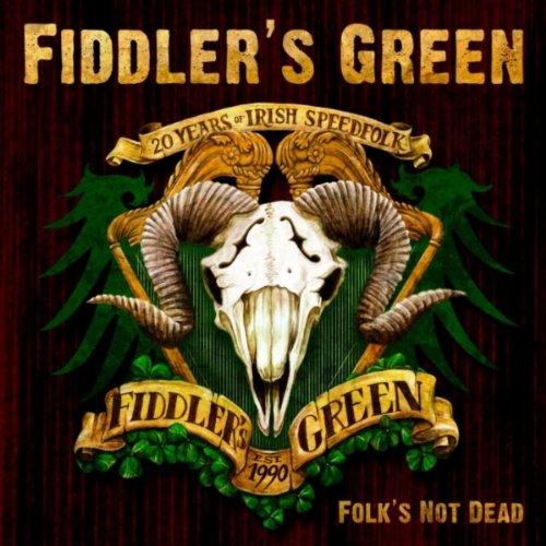 Fiddler's Green Folk's Not Dead album cover