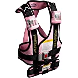 Safe Traffic System Ride Safer 2 Travel Vest, Pink, Small (Discontinued by Manufacturer)