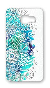 Samsung Galaxy A5 2014 printed back covers from Print Opera – Holographic Floral