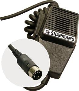 cb ham radio microphone mic midland 5 pin wiring co uk electronics