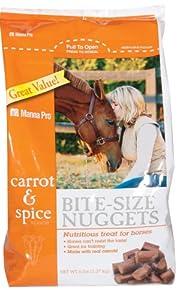Manna Pro 0092944236 Carrot and Spice Horse Treats, 5-Pound