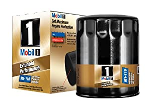 Mobil 1 M1-110 Extended Performance Oil Filter (Pack of 2)
