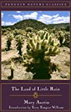 The Land of Little Rain (Classic, Nature, Penguin)