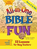 Heroes of the Bible: Preschool (All in One Bible Fun)
