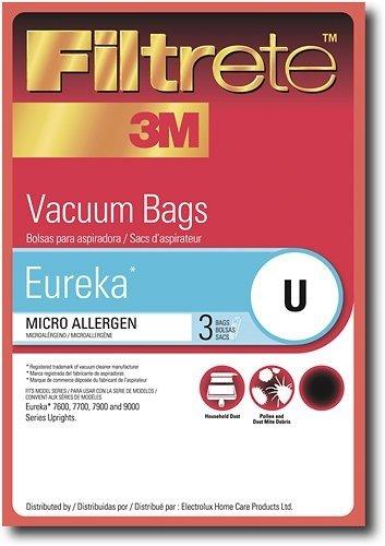 Eureka U Vacuum Bags front-30805