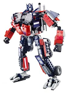 KRE-O Transformers - OPTIMUS WITH TWIN CYCLES