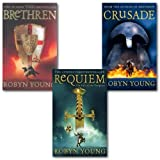 Robyn Young Robyn Young Brethren Trilogy Collection 3 Books Set,