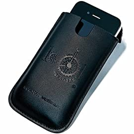 1001 Inventions I-Phone Leather cover