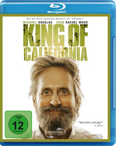 King of California [Blu-ray]