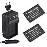 Newmowa EN-EL11 Battery (2-Pack) an