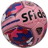 sfida(スフィーダ) INFINITO 02 フットサル4号球 JFA検定球 BSF-IN02 PINK 直径約20cm
