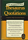 img - for International Thesaurus of Quotations book / textbook / text book