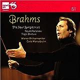 ブラームス:交響曲全集《4枚組》