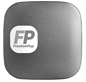 Freedom Spot Photon 4G Mobile Hotspot (Platinum)