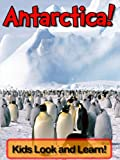 Antarctica! Learn About Antarctica and Enjoy Colorful Pictures - Look and Learn! (50+ Photos of Antarctica)