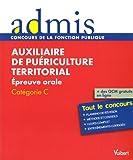Image de Auxiliaire de puériculture territorial : Epreuve orale, Catégorie C