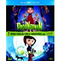 ParaNorman 3D / Coraline 3D (Double Pack) [Blu-ray]
