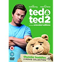 Ted/Ted 2 - Extended Editions [DVD]