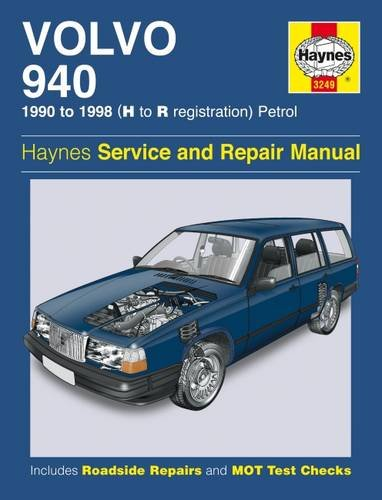 volvo-940-service-and-repair-manual-haynes-service-and-repair-manuals