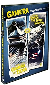 Gamera Vs Zigra /  Gamera: The Super Monster