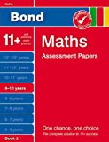 David Clemson Bond Maths Assessment Papers in Maths 9-10 Years Book 2