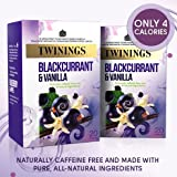 Twinings Bcurrnt / Ginseng/ Vanilla Tea 20bag