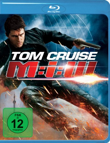 M:I:3 - Mission: Impossible 3 [Blu-ray]