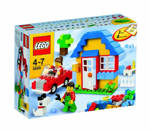 LEGO® 5899: LEGO House Building Set