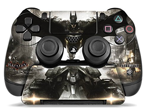 Controller Gear Batman: Arkham Knight Controller & Stand Skin Set - PS4 (Custom Skins For Ps4 compare prices)