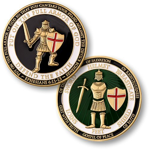 Armor of God Coin