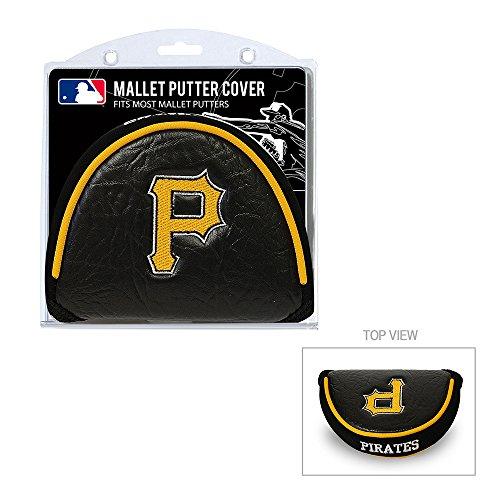 Team Golf 97131 MLB Pittsburgh Pirates - Mallet Pc