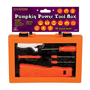 Seasons Pumpkin Carving Power Tool Box