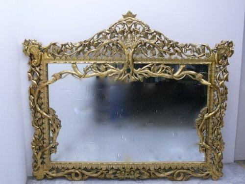mirror wall mirror baroque rococo louis pre victorian AlMi0711