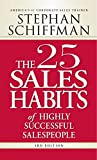 img - for The 25 Sales Habits of Highly Successful Salespeople book / textbook / text book