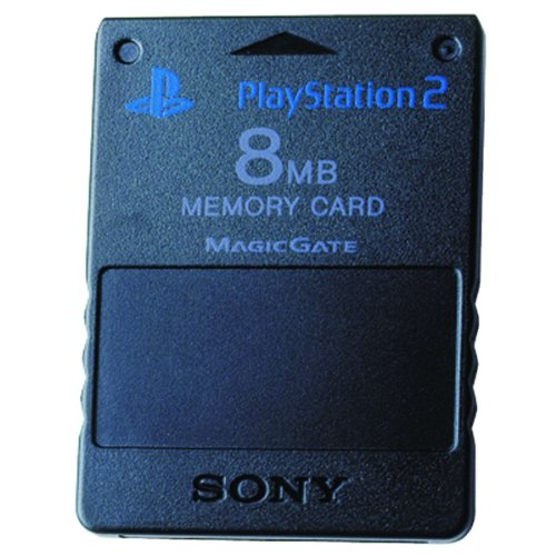 Sony Scph-97027 Playstation® 2 8 Mb Memory Card - Video Game Accessories